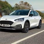 31-2 Ford Focus Active mk4 2018 Back