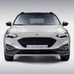 33 Ford Focus Active mk4 2018 Front