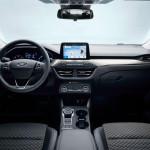 35-1 Ford Focus Active mk4 2018 Interior