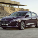 40 Ford Focus Vignale mk4 2018 Front
