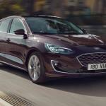 41-2 Ford Focus Vignale mk4 2018 Back