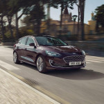 41-3 Ford Focus Vignale mk4 2018 Front