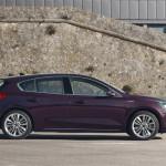 41-4 Ford Focus Vignale mk4 2018 Back