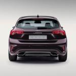43 Ford Focus Vignale mk4 2018 Back
