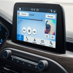 47 Ford Focus Vignale mk4 2018 Display