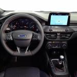 88 Ford Focus mk4 2018 Interior
