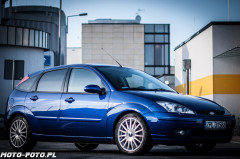 Old hot hatch, new hot review about ST170