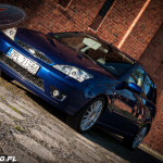 Ford Focus ST170 Bok
