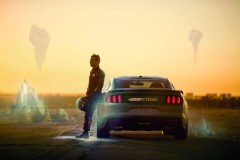 Two worlds, one Mustang – Castrol Edge Virtual Drift