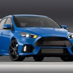 Ford Focus RS New York Vorderseite