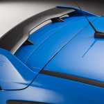 Ford Focus RS spoiler