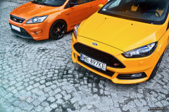 Two Different Fords, One ST Badge