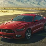 Ford Mustang 2015 photo 01