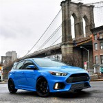 Ford Focus RS 2016 in NY City