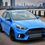 Front Ford Focus RS 2016