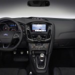 Interior Ford Focus RS 2016