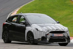 2015 ford focus rs prototype front