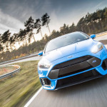 05 Ford Focus RS Przód 2016