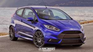 09 Fiesta RS 2016 Visual