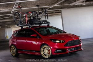 Ford SEMA 2015 Focus ST Bicycle