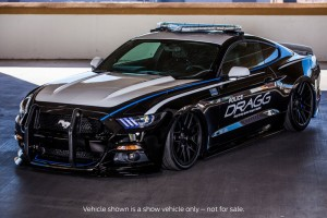 Ford SEMA 2015 Mustang Police