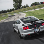 2016 Ford Mustang Shelby GT350R Tył Tor