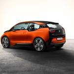 BMW i3 Tył 2012