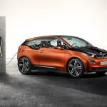 BMW i3 Front 2012