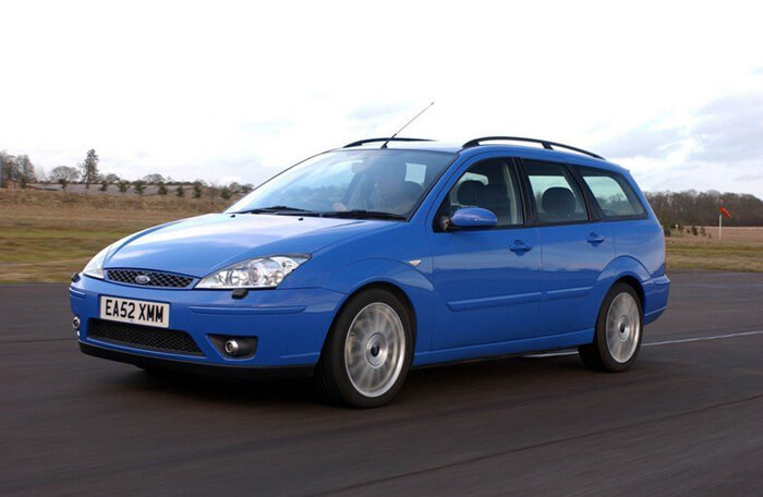 11 Modern Cars Versus Old Ford Focus 1998