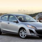 Mazda 3 2011 Przód