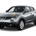 Nissan Juke 2013 Front
