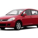Nissan Versa 2007 Front