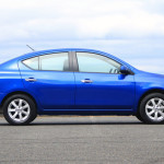 Nissan Versa 2007 Sedan Side