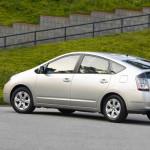Toyota Prius 2008 back