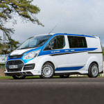 Ford Transit M-Sport hit the road