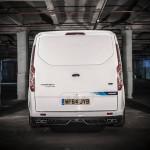 Tylny Zderzak Ford Transit M-Sport Detale