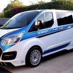 Nowy Ford Transit M-Sport