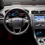 Ford Fusion - Mondeo Sport mk5 2016 Interior