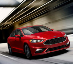 New Ford Fusion Sport 2017 – Sporty Mondeo with V6 Engine 325 HP and AWD