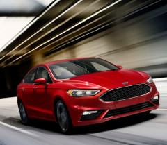 Nowy Ford Fusion Sport 2017 – Sportowe Mondeo z silnikiem V6 325 KM i napędem AWD