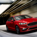 Ford Fusion Sport - Mondeo ST mk5 facelift 2016