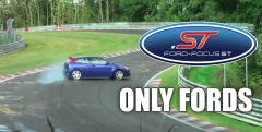 Ford Nürburgring Crashes & Fails Compilation