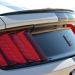 Ford Mustang Shelby GT350 Rear Lamps