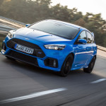 Ford Focus RS 2016 Nitrous Blue