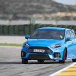 Ford Focus RS Przód Nitrous Blue