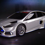 Ford Focus RS RX Ken Block