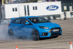 Australijskie Władze Domagają się, aby Ford Wyłączył Tryb Driftu w Focus RS 2016