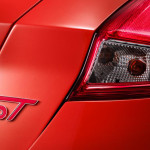 Ford Fiesta ST 5-door Badge