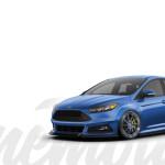 Ford Focus ST mk3 SEMA 2016