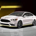 Ford Fusion Sport SEMA 2016